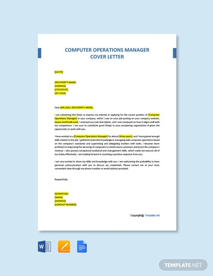 335+ FREE Resume Cover Letter Templates - Word | Google Docs ...