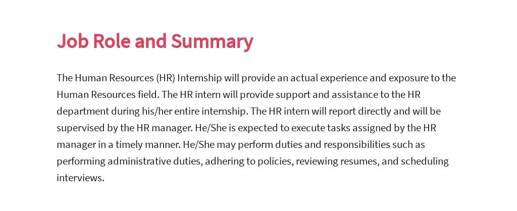 Free HR Internship Job Ad/Description Template 2.jpe