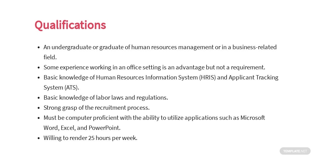 Free HR Internship Job Ad/Description Template 5.jpe
