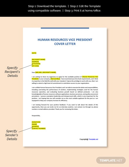 Human Resource Generalist Cover Letter from images.template.net
