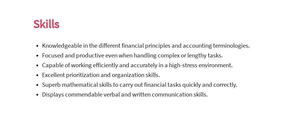 Free Assistant Accountant Job Ad/Description Template 4.jpe