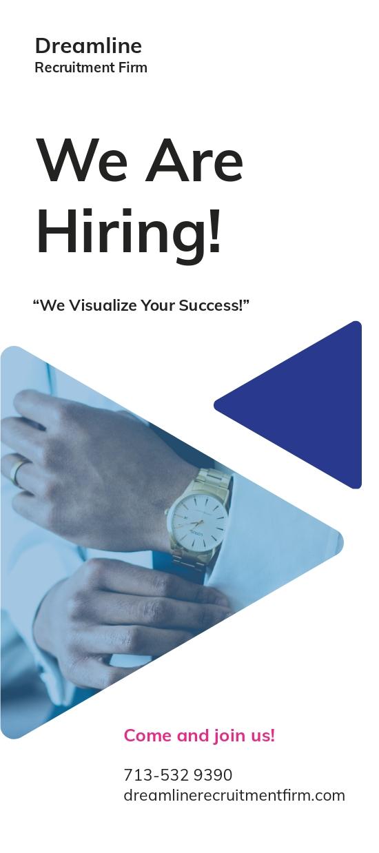 Recruitment Firm DL Card Template.jpe