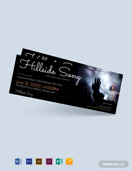 free fundraising ticket template 440x570 1