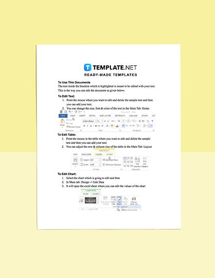 Notice of Subcon Default printable