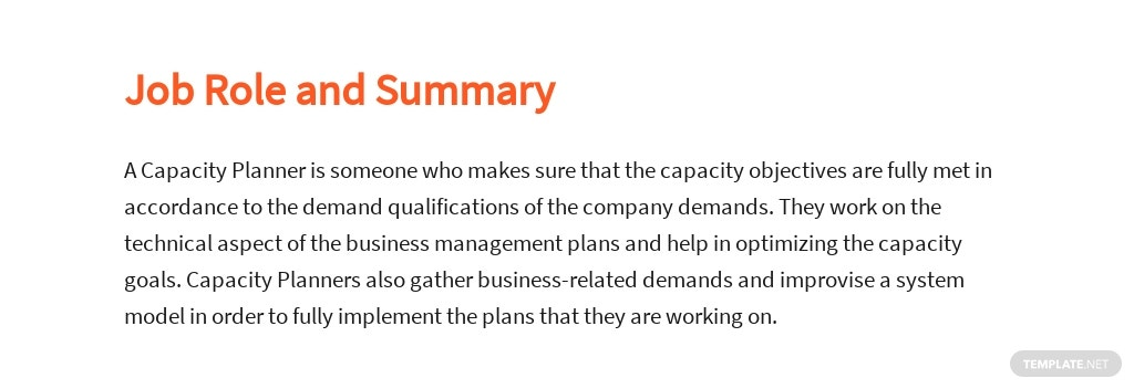 Free Capacity Planner Job AD/Description Template 2.jpe
