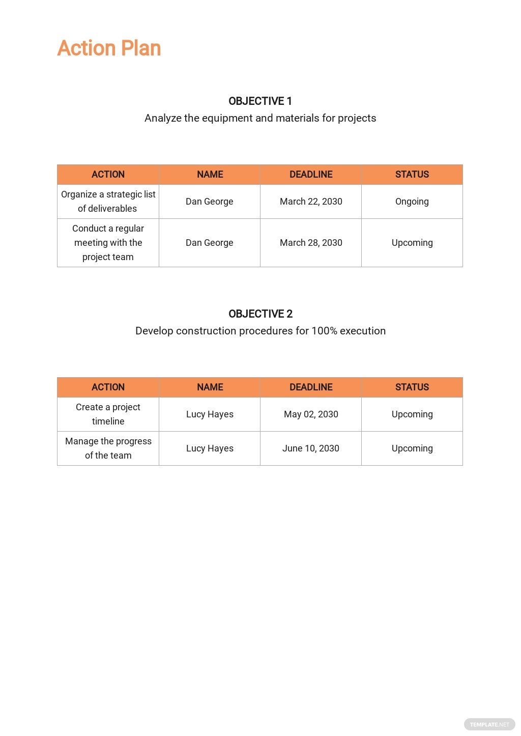 Free Printable Construction Management Template 3.jpe