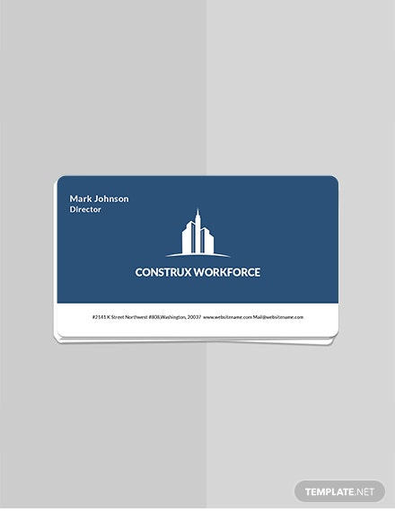 Free Architecture Business Card