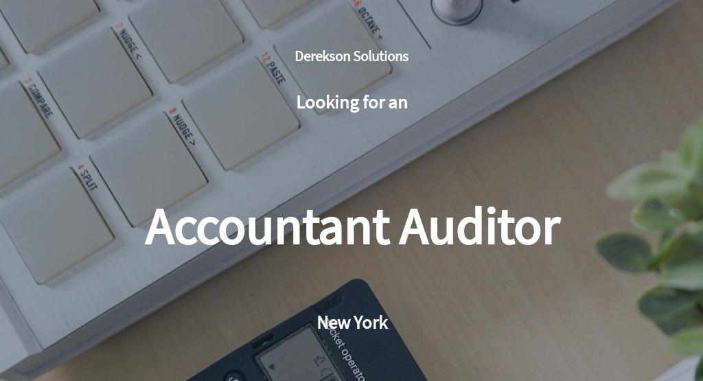 Free Accountant Auditor Job Description Template.jpe