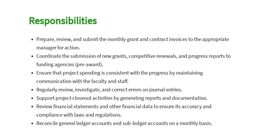 Free Grant Accountant Job Description Template 3.jpe