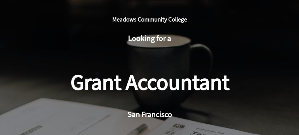 Free Grant Accountant Job Description Template.jpe