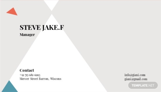 Online Store Business Card Template 1.jpe