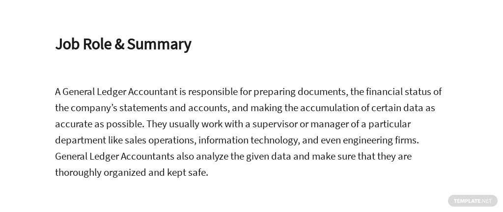Free General Ledger Accountant Job Description Template 2.jpe