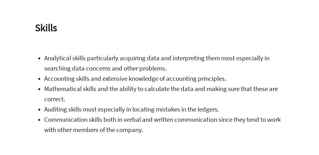 Free General Ledger Accountant Job Description Template 4.jpe