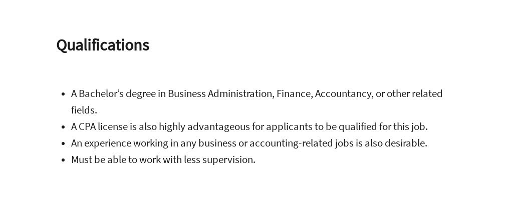 Free General Ledger Accountant Job Description Template 5.jpe