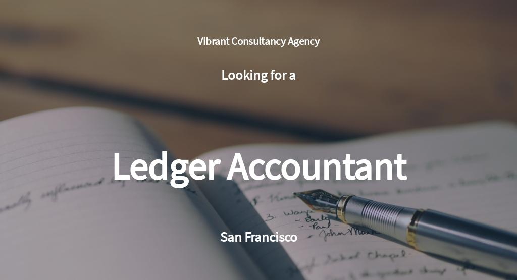 Free General Ledger Accountant Job Description Template.jpe