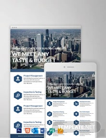 Architecture Email Newsletter Template