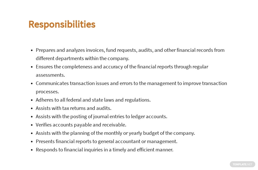 Free Associate Accountant Job Ad/Description Template 3.jpe