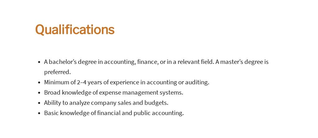Free Associate Accountant Job Ad/Description Template 5.jpe