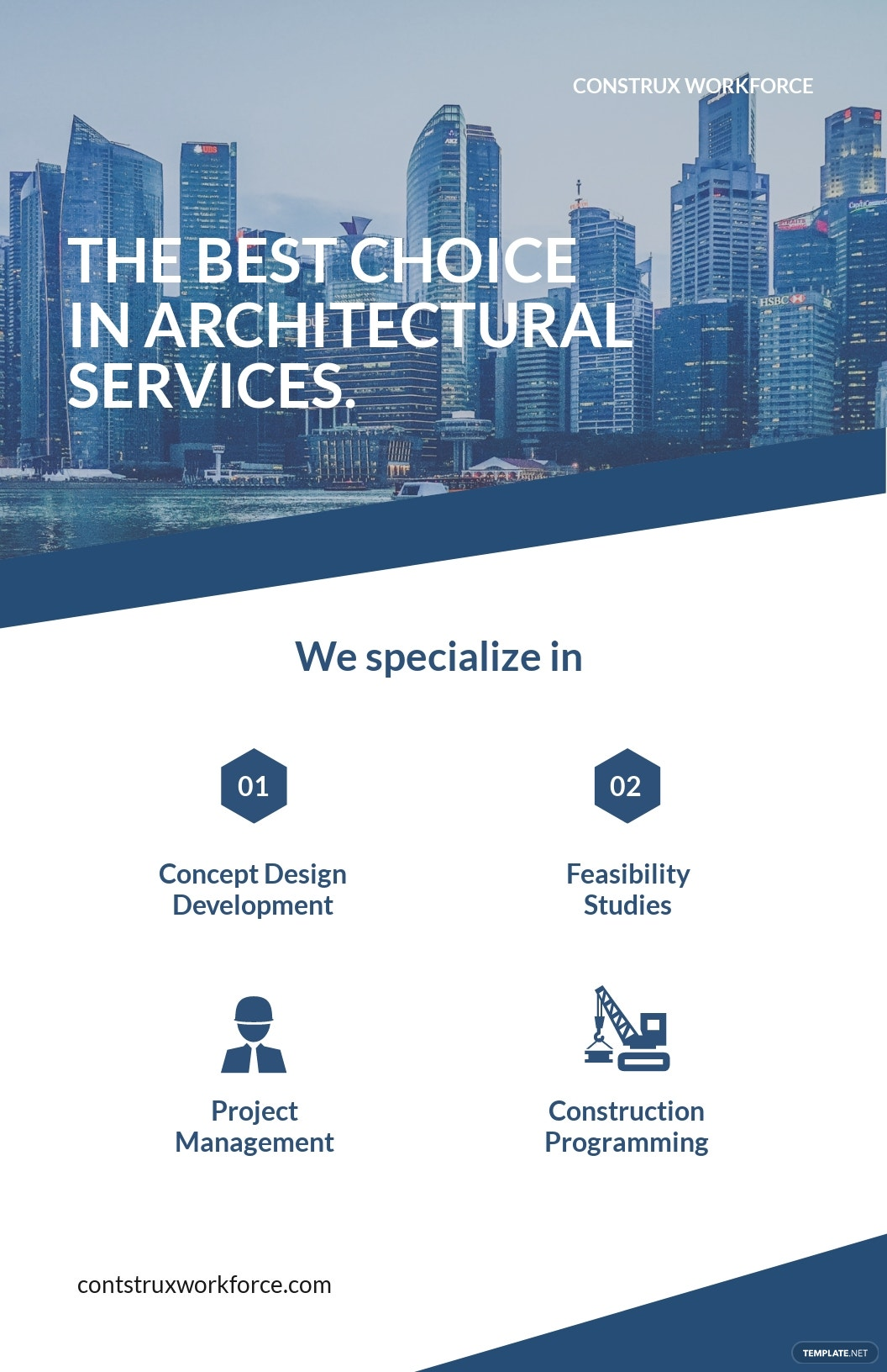 Free Architecture Poster Template.jpe