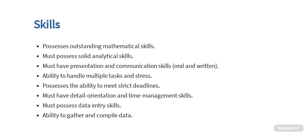 Free General Accountant Job Ad/Description Template 4.jpe