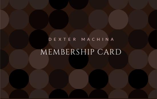 Music Band Membership Card Template.jpe
