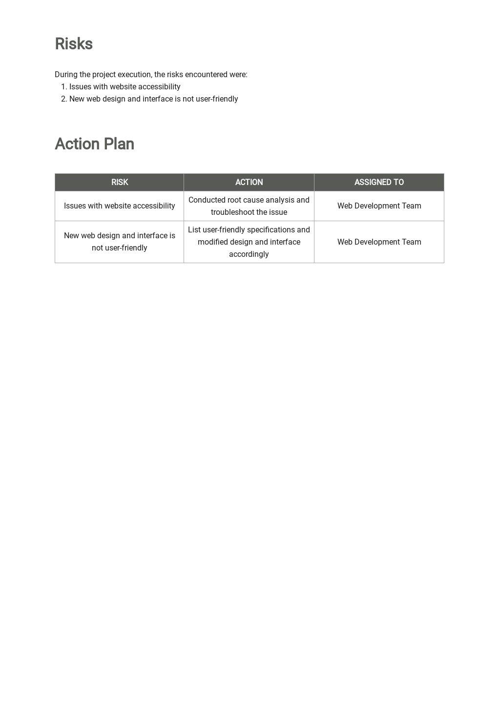 Free Weekly Work Progress Report Template 3.jpe