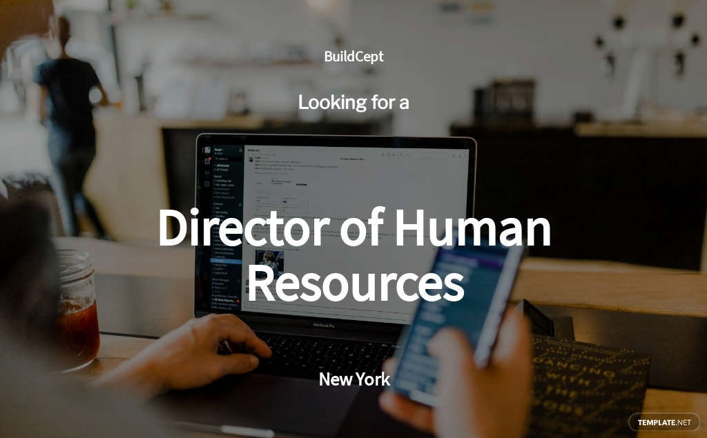 Director of Human Resources Job Ad/Description Template