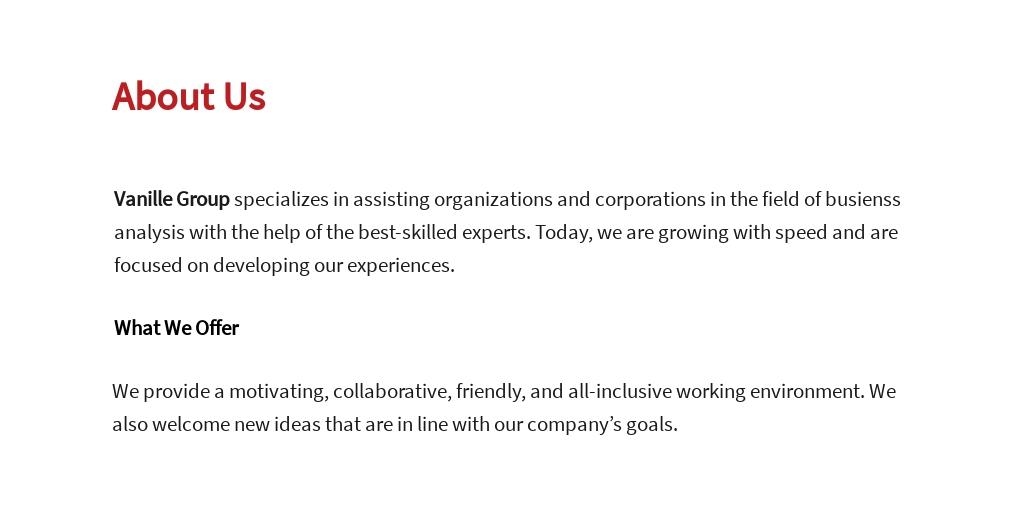 Free Business Analyst Trainee Job Ad/Description Template 1.jpe