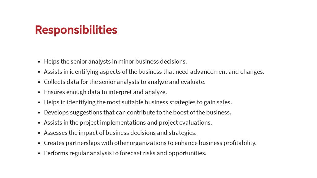 Free Business Analyst Trainee Job Ad/Description Template 3.jpe