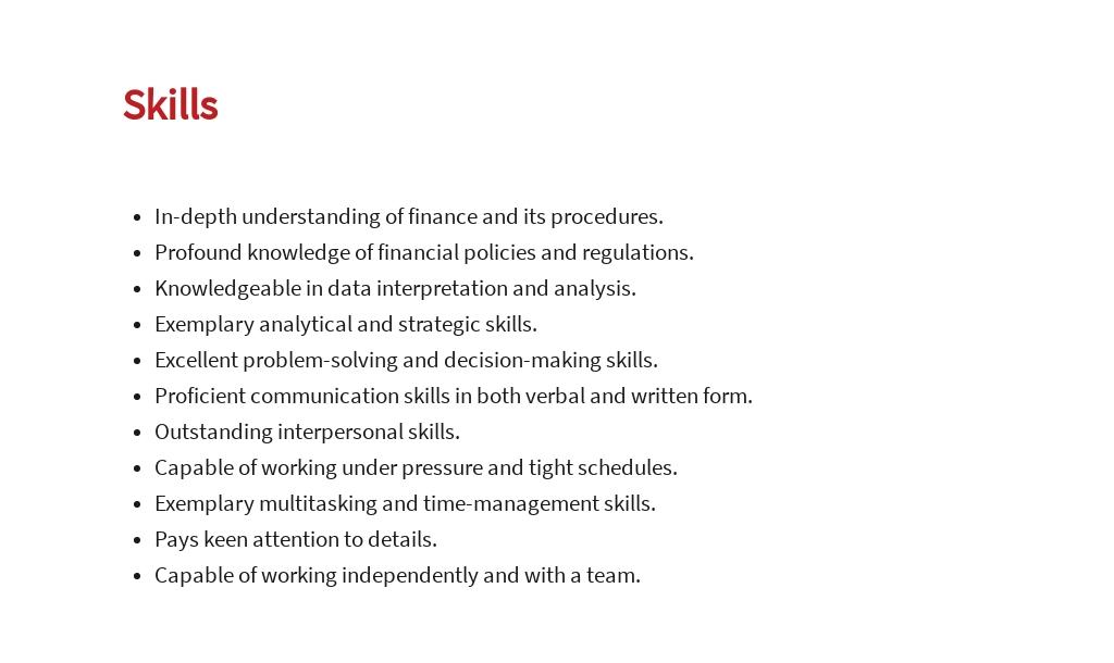 Free Business Analyst Trainee Job Ad/Description Template 4.jpe