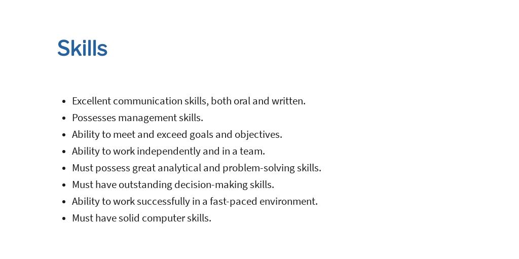 Free Siebel Business Analyst Job Ad/Description Template 4.jpe