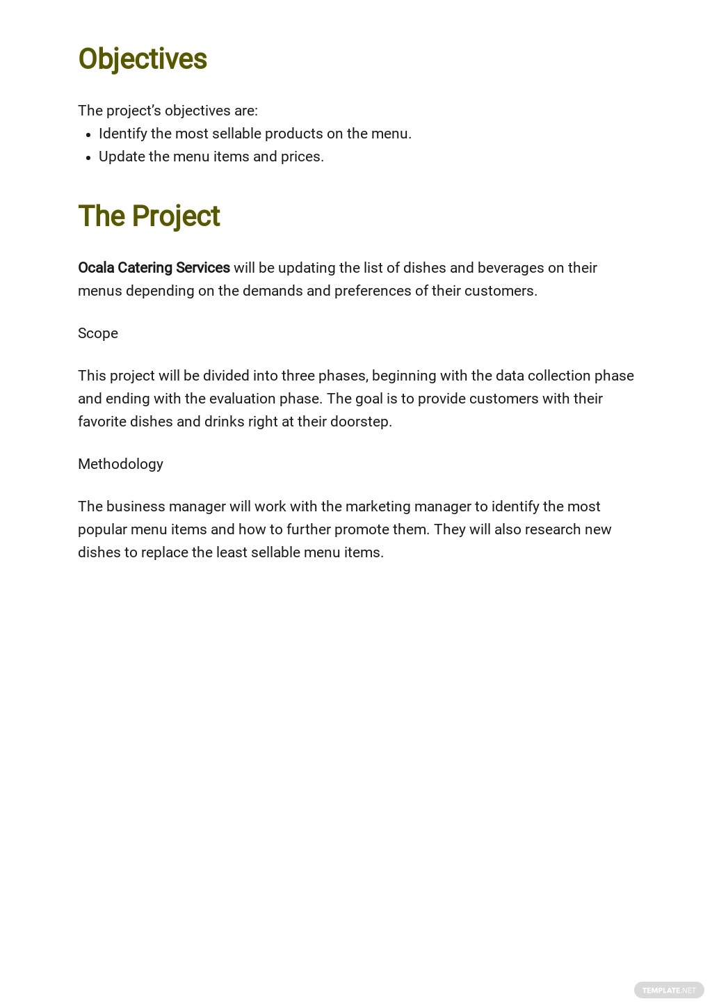 Catering Project Plan Template 1.jpe