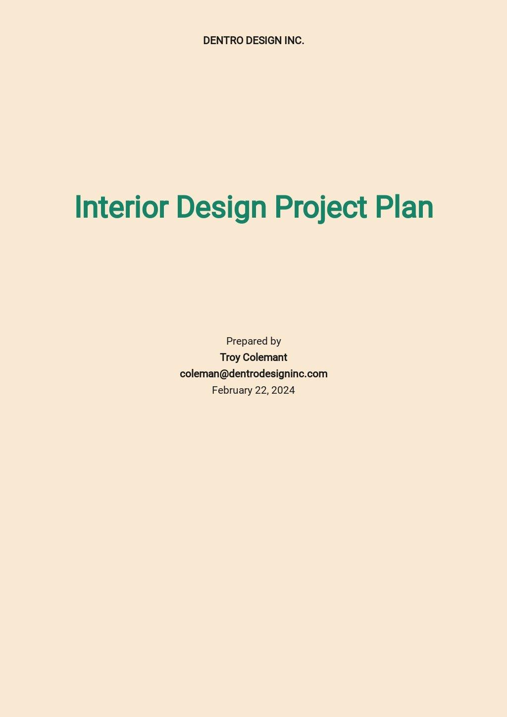 Interior Design Project Plan Template.jpe