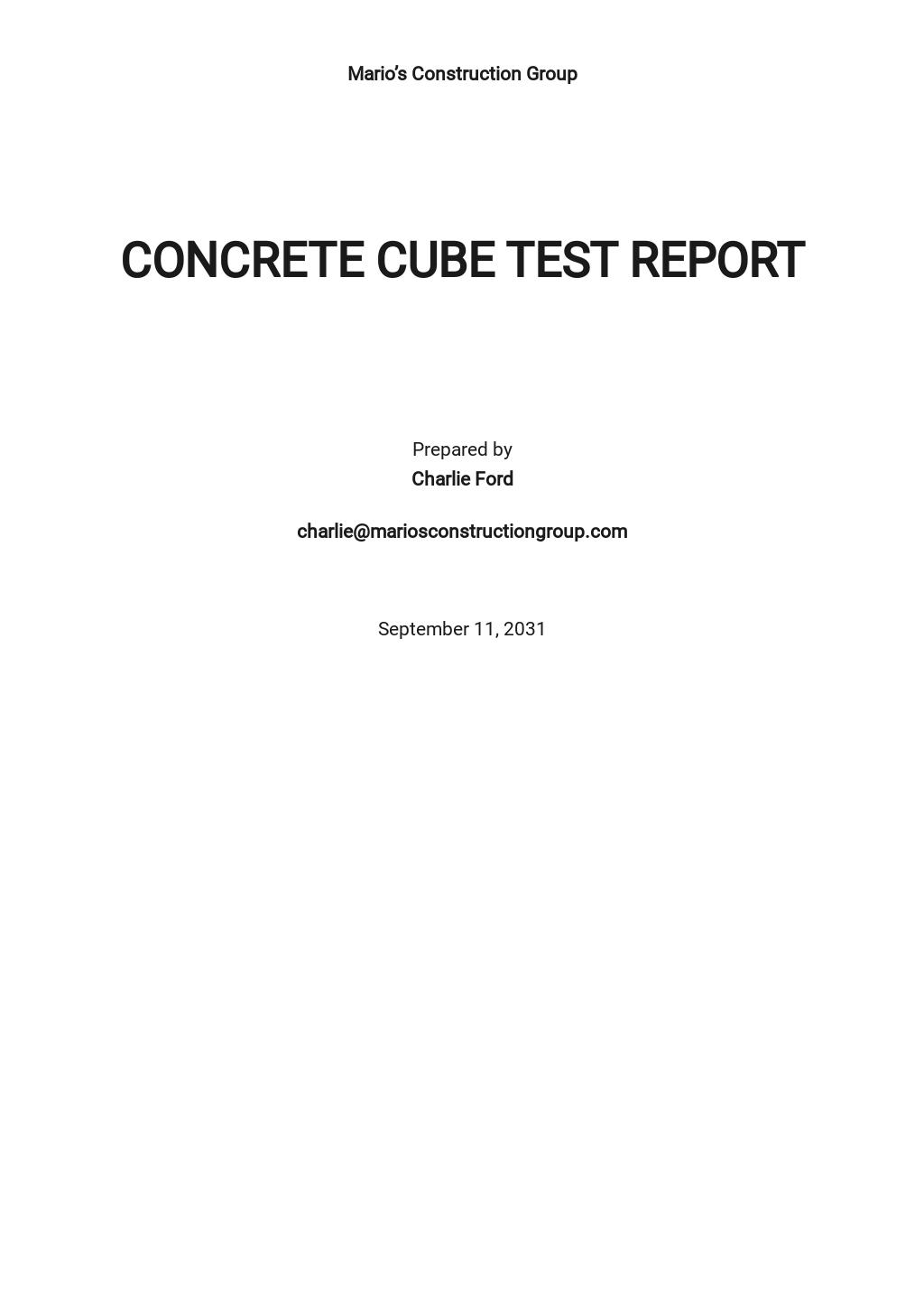 Concrete Cube Test Report Template.jpe