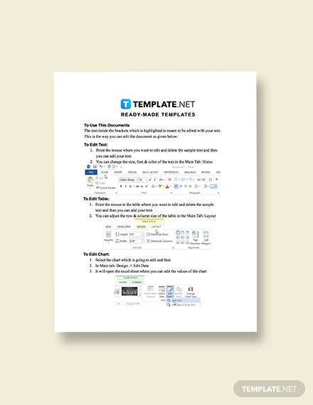 Accident Incident Report Instructions