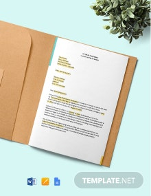 Construction Letter of Acceptance Template