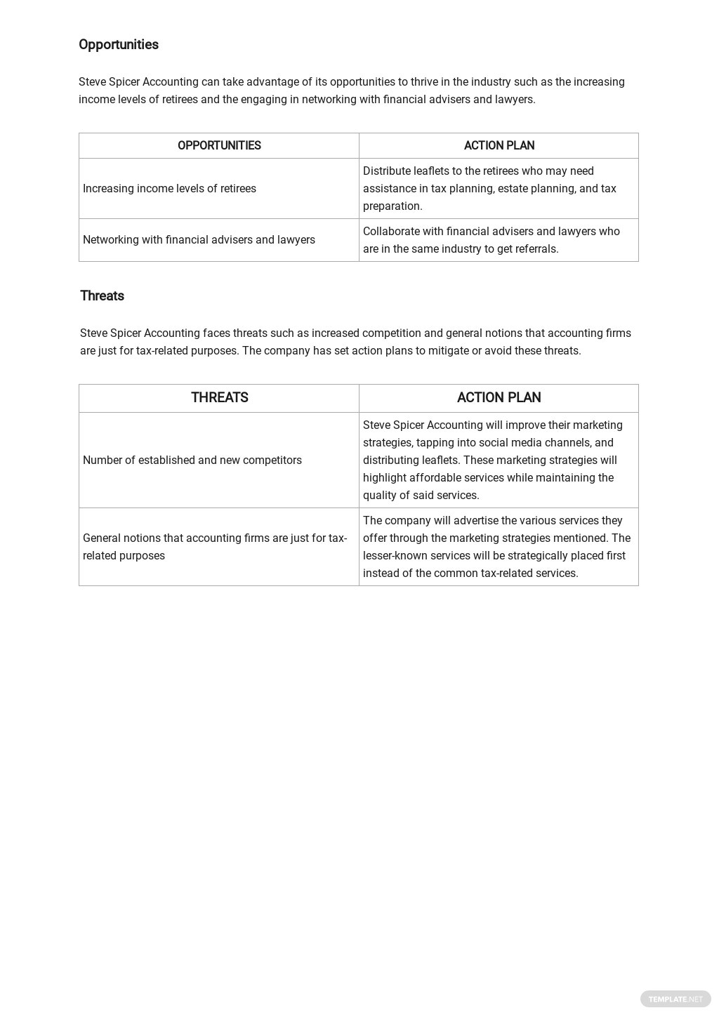 Accounting Firm SWOT Analysis Template 2.jpe