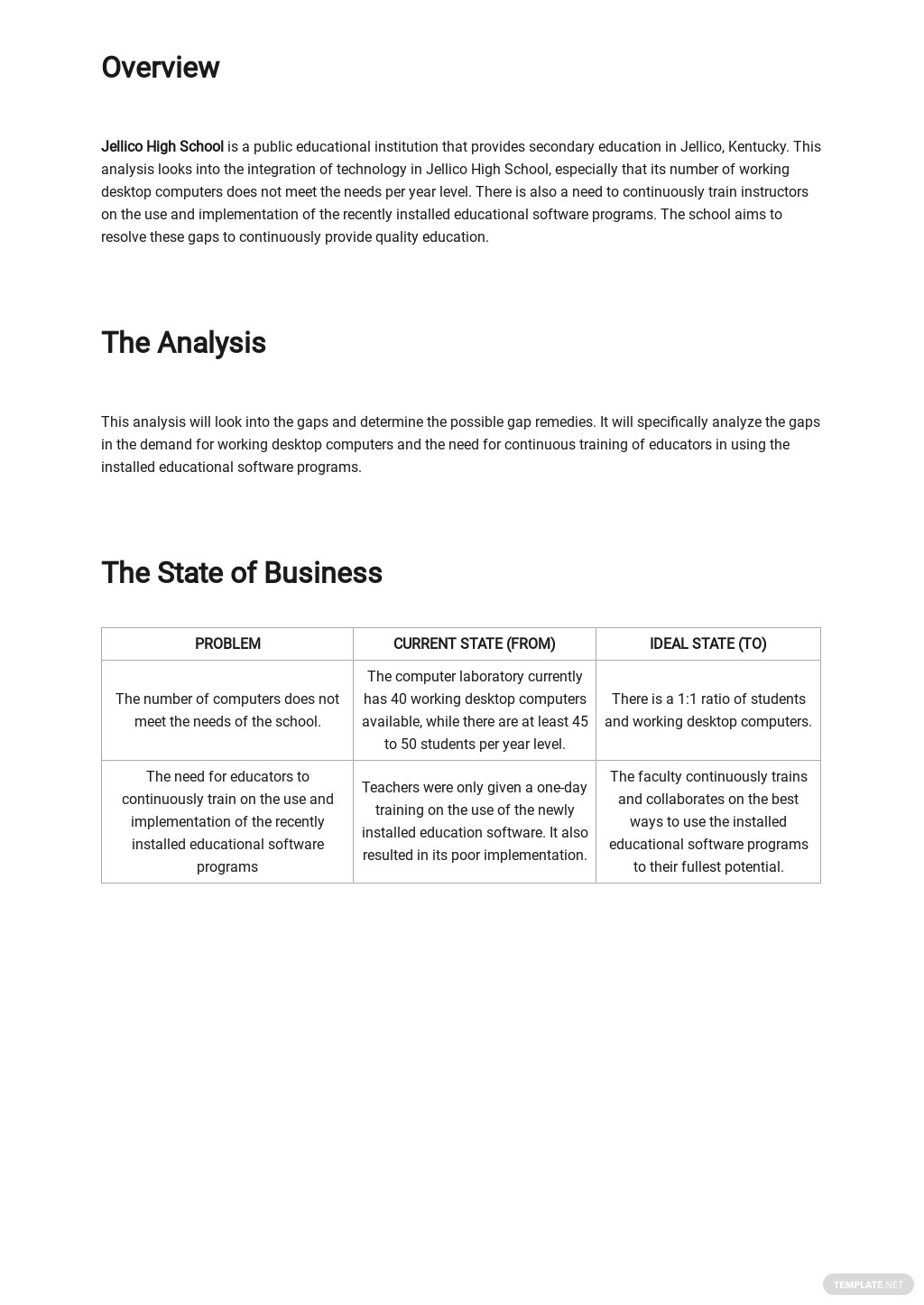 Blank Gap Analysis Template 1.jpe