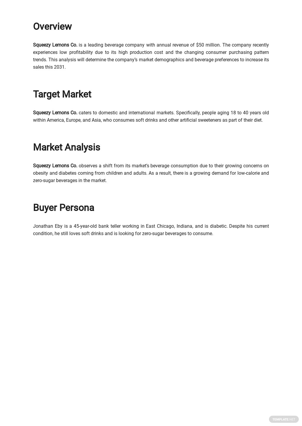 Blank Market Analysis Template 1.jpe