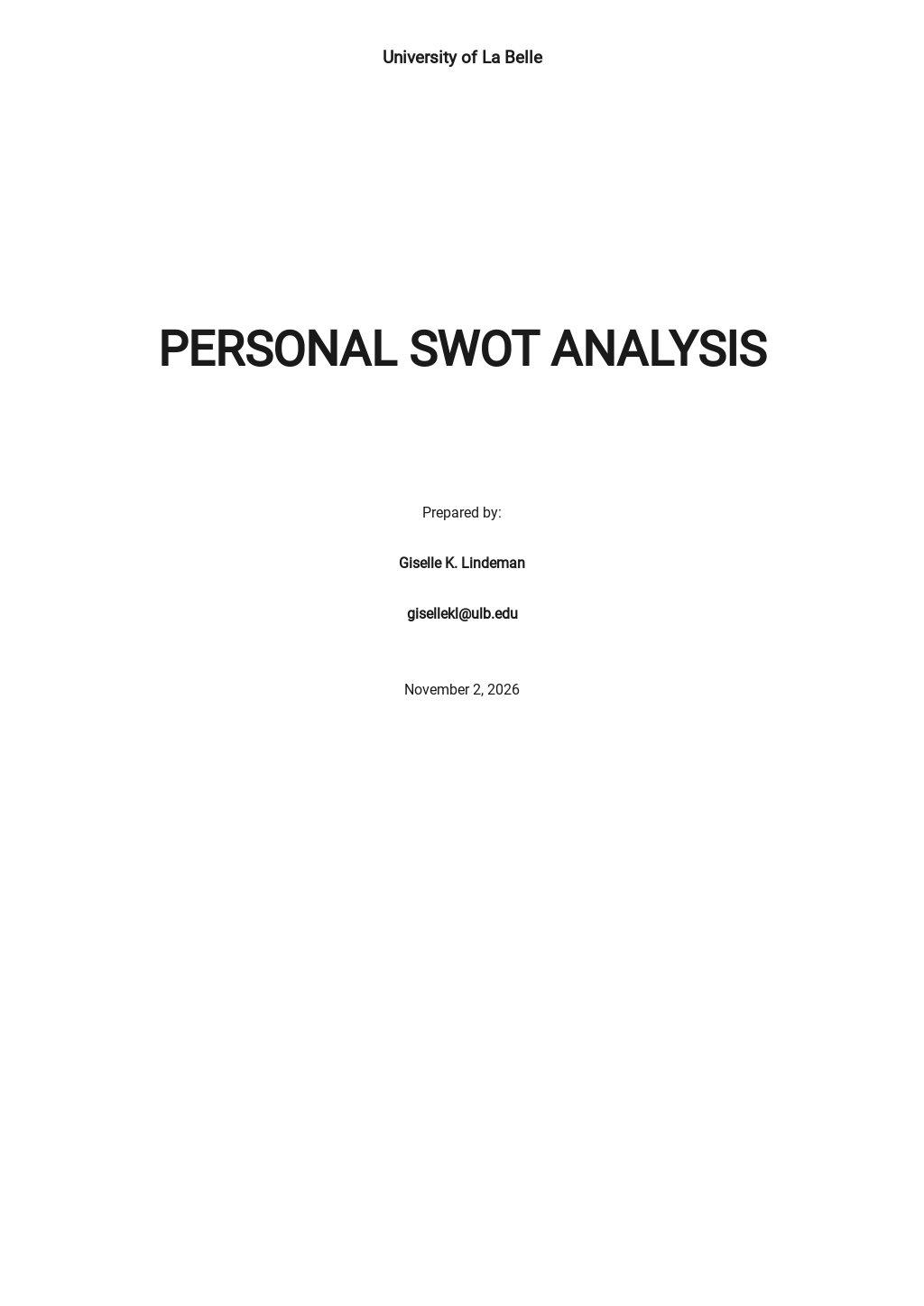 Personal Swot Analysis Template.jpe