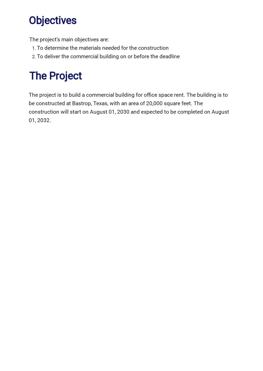 Free Basic Construction Plan Template 1.jpe