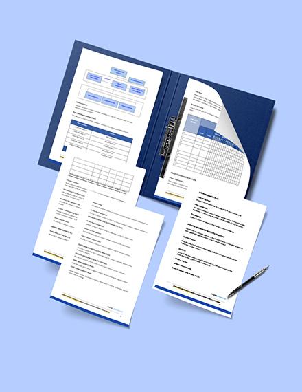 Basic Construction Management Plan