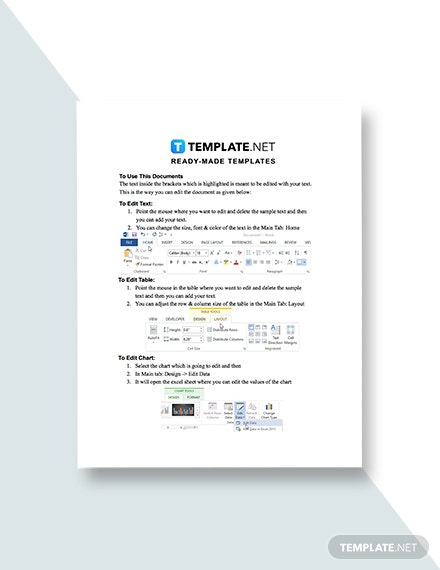 Blank construction report template format