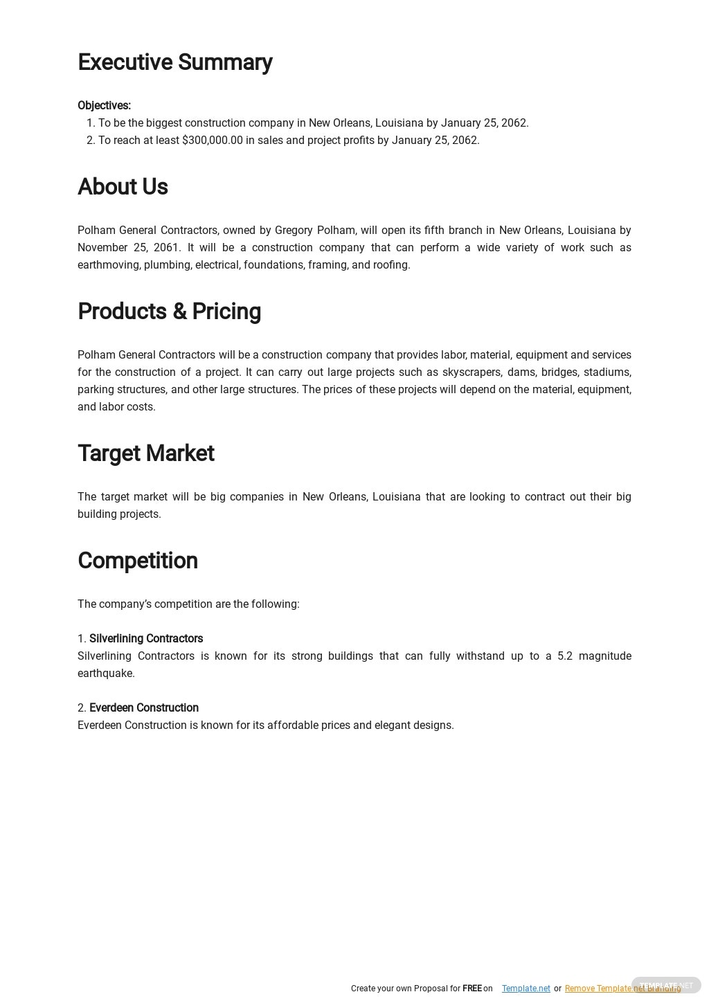 Sample Construction Business Plan Template 1.jpe