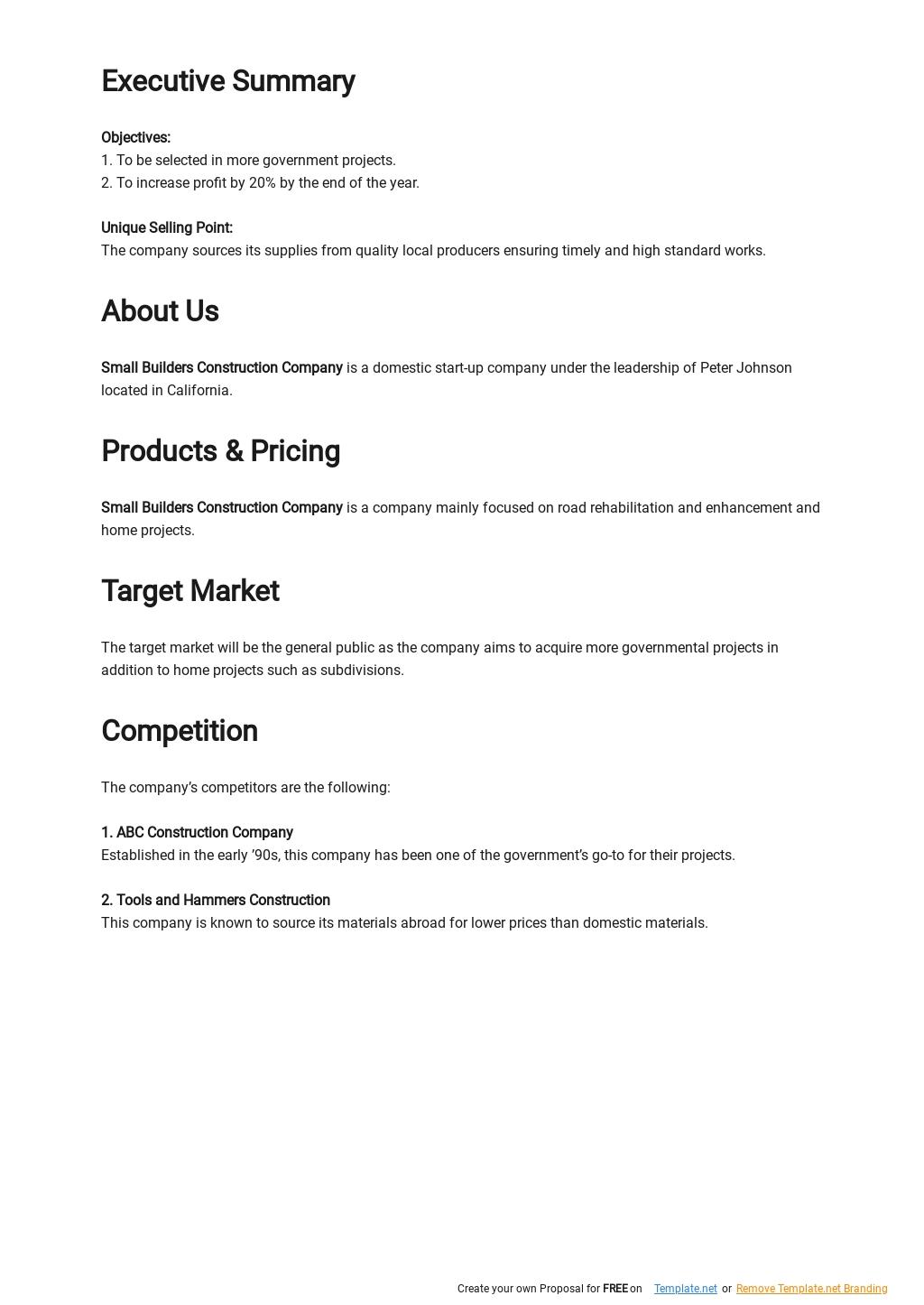 Simple Construction Business Plan Template 1.jpe