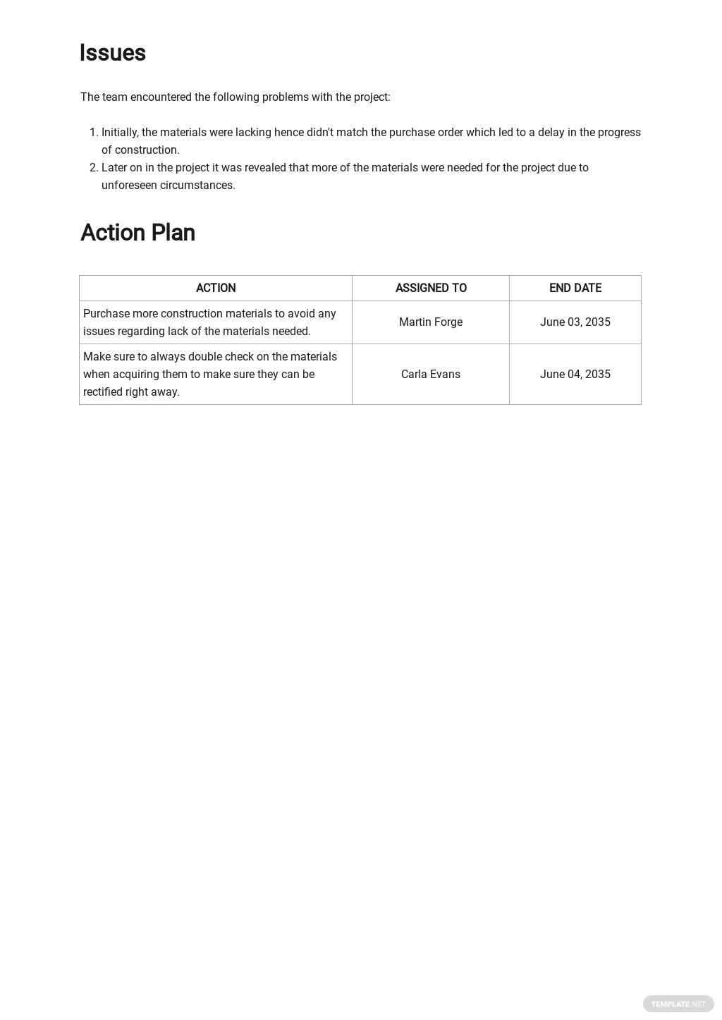 Construction Material Receiving Report Template 3.jpe