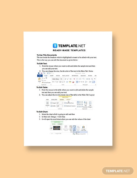 Sample Construction Phase Plan Template Instructions