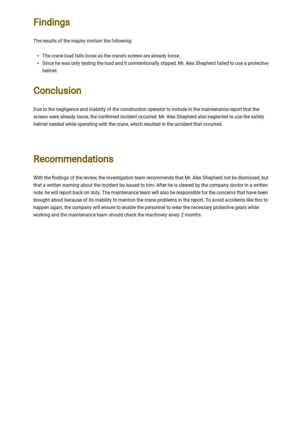 Construction Incident Investigation Report Template 3.jpe