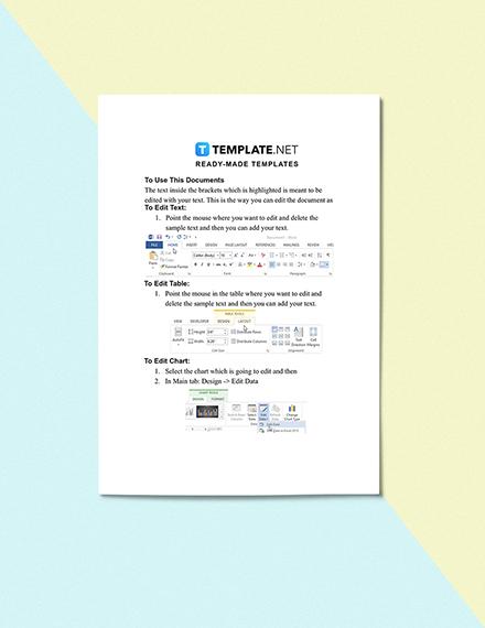 Construction Employee Incident Report Example