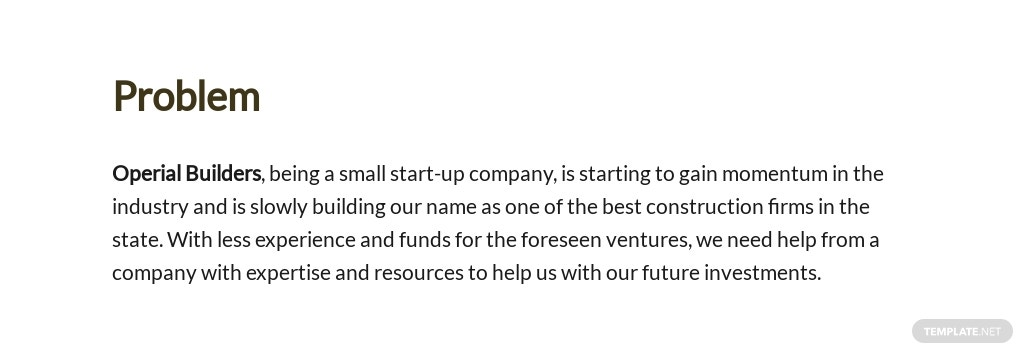 Construction Startup Investment Proposal Template 2.jpe
